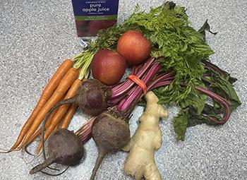 How to Treat Cough With Beets - Fruit and Vegetable Juice Ingredients