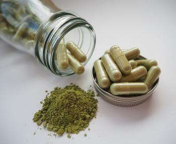 Menopause Symptom Relief Natural Remedies - Gingko Biloba