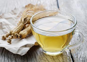 Menopause Symptom Relief Natural Remedies - Ginseng