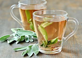 Menopause Symptom Relief Natural Remedies - Sage