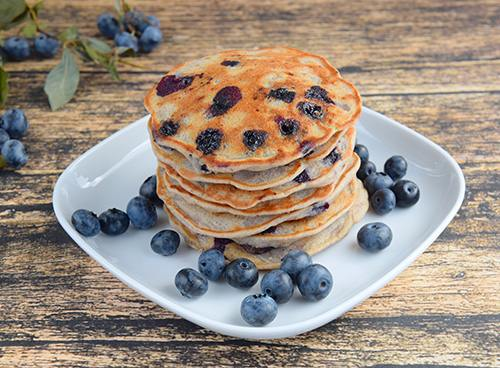 The Superberry - Blueberry Pancakes