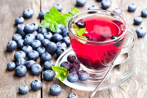 The Superberry - Blueberry Tea