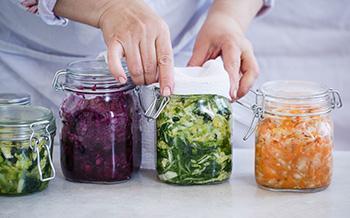 Top 5 Diet Changes for Autoimmunity - 3. Probiotics
