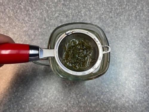 White Pine Tea - Step 4
