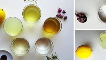 5 Water Remedies