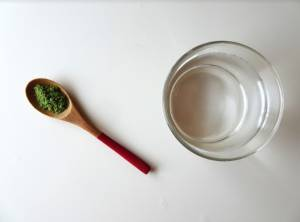 What Happens When You Drink Wheatgrass Every Day - Ingredients
